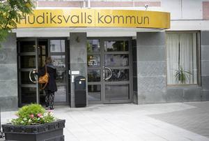 I Hudiksvall svarar runt 35 procent av företagarna i undersökningen att de kan vara tveksamma att lämna klagomål till kommunen.