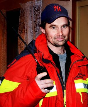 Christer Rådström, fjällräddare befann sig under onsdagen i den delen av länet där stormen härjade kanske som mest. Men tack och lov säger han själv behövde han inte rycka ut på något allvarligt, inte före Länstidningen hade pratat med honom i alla fall.