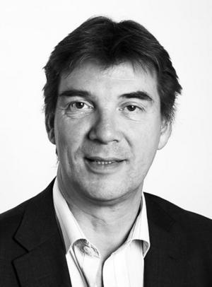 Henrik Zipsane, museichef på jämtländska Jamtli.