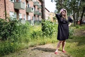 DJ:n, konstnären och tillika P3-profilen Karin