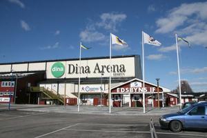 Dina Arena är värd för årets mässa för ungdomsföretag i länet. Närmare 200 kommer till Edsbyn på fredag.