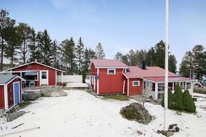 18. Garnvägen 3, fritidshus, Kvissleby, 10326 visningar.