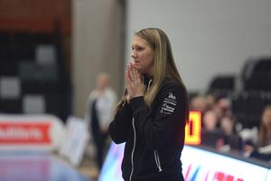 Östersunds baksets coach Taylor Proctor.