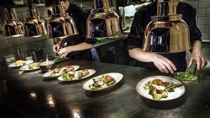 Hotell och restaurangnäringen drivs till stor del av företagare födda utanför Norden.