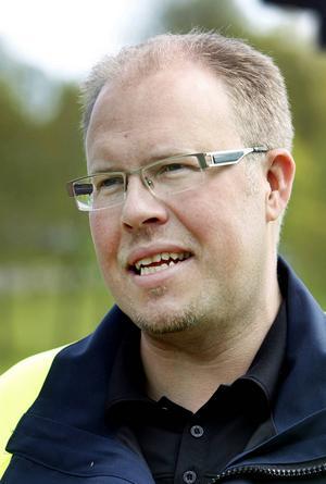 Micael Löfqvist, vd i Sundsvall Vatten.