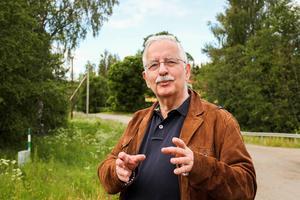 Kommunstyrelsens ordförande, Lasse Molin, hoppas att politikerdagen i Järvsö blir av.