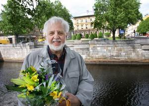 Jazzmusikern Kurt Järnberg får årets kulturpris av Gävle kommun.–Jag trodde inte på det först eftersom Gävle har varit en stad som har varit ganska så avvisande mot mig, säger Kurt Järnberg som numera bor i Rimsbo i Hälsingland.
