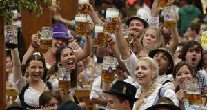 Ett särskilt sorts öl serveras under Oktoberfest, och det får bara bryggas i München.