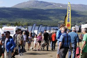 Västgård game fair 28-30 juli.
