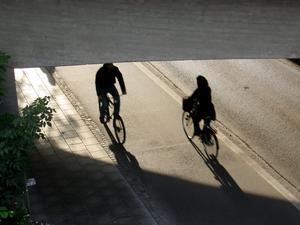 Västerås. Vill bli sveriges bästa cykelstad 2014.
