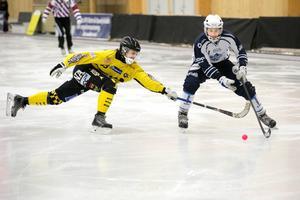 Det blev en blytung förlust för Rättvik med 0–5.