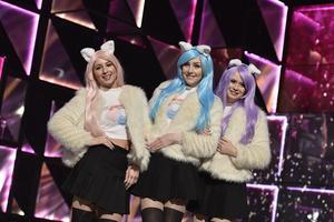 Dolly Style medverkande i Melodifestivalen 2016.