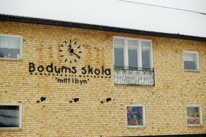 Och Bodums skola i Rossön väntas försvinna i kommunal regi, för att övergå till privat.
