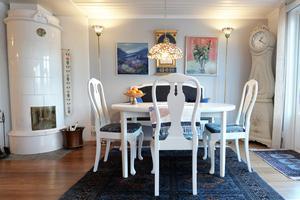 Vardagsrummet i Skatan.