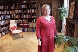 Eva Holmberg Tedert inspirerade Ida Wahlgren att börja engagera sig i situationen i Nepal.