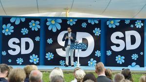Skribenten kan intyga att många SD-sympatisörer inte känner till partiets bakgrund.