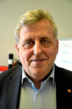 Torbjörn Dybeck, Hallsbergs kommundirektör.Arkivfoto: Samuel Borg