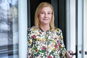Ulrika Söderlund arbetar som kognitiv beteendeterapeut.
