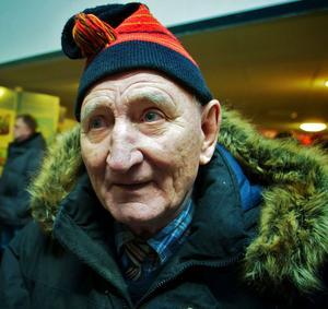 Hockeylegenden Mas-Åke Larsson från Mora avled på måndagen i en ålder av 88 år. Han fyllde så sent som den 6 februari.