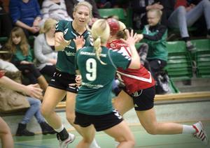 Alfta åkte på en riktig tung förlust i helgen när laget förlorade borta 12–18 mot Täby.