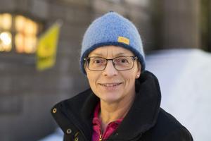 Margaretha Söderlund, Härnösand:– Till någon som kunde bota reumatism, MS och ALS. MS får ju alltfler har, så det känns viktigt.