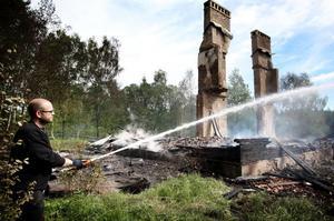 Natten till den 2 juni brann Persbo skola – byggd 1919 – ned till grunden. En närboende upptäckte att det slog ut lågor från fönstret på övervåningen varpå han ringde 112. När räddningstjänsten nådde platsen var timmerbyggnaden redan övertänd. Polisen misstänkte först att branden var anlagd, men lade senare ned utredningen.
