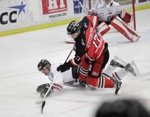 Niklas Zetterström växte ut till en av Hudik Hockeys viktigaste spelare under fjolåret.