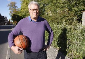 Efter cirka tjugo års styrelsearbete lämnar Sören Westin på fredag kväll posten som ordförande för Jämtland Basket.