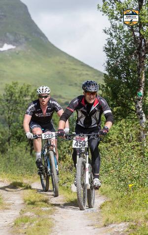Fjällturen i Funäsdalen växer. Från 300 deltagare i fjol till uppemot 600 i år.