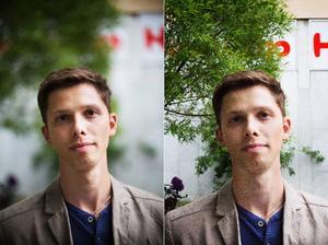 TeknikFotograferar du mest med en mobil-telefon behöver du inte lära dig mycket teknik, eventuellt finns det någon inställning som kan hjälpa.Använder du en kompaktkamera eller en kamera med manuella inställningar, lär dig så mycket som möjligt. Finns det program på kompaktkameran så lär dig hitta dit i menyn, exempelvis porträttprogrammet brukar göra bakgrunden