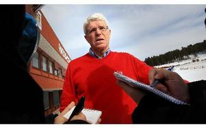 Sven von Holst säger att han inte haft någonting att göra med att VM-bolaget anställt hans dotter.                     foto: arkiv staffan björklund