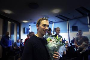 Johan Olsson tävlar också för Åsarna IK och kommer att delta i helgens tävlingar efter att ha fått stå över Lillehammer.
