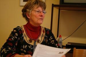 Handledare. Inger Zetterlund har lagt ner mycken tid på att starta upp projektet i Askersund.