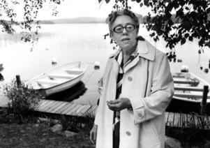 Dagmar Lange skrev om Gävlemiljöer i några av sina böcker.