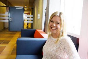 Maria Magnusson har två barn som går på Pilgrimstad skola. Efter onsdagens besked att beslutet om skolans framtid först kommer att tas 2015 tycker hon känns som en liten seger.