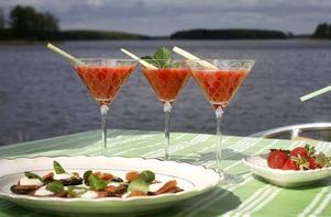 En sommardröm i cocktailglas.