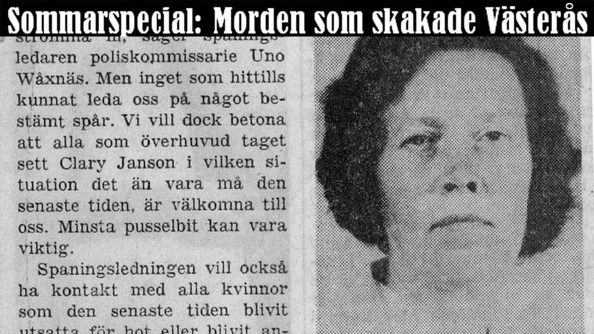 0ca5e2365587 Sexmord i Västerås
