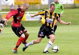 Johan Törnbloms VIK spelade femte matchen i rad utan förlust.
