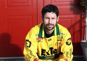 Nu blir det spel i Ljusdals färger säsongen 15/16 för Pär Törnberg