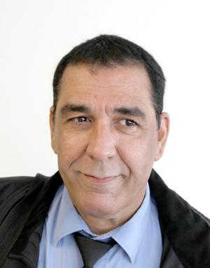 Mohsen Vadie, 52 år, Gävle.– Det är ett socialt och roligt jobb. Man är ute i samhället varje dag.