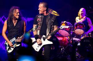 Den 30 maj spelar Metallica på den nya festivalen Sthlm Fields på Gärdet i Stockholm. Utan ett affischnamn som Metallica hade festivalen inte blivit av.