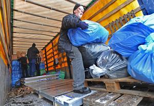 Erikshjälpen har byggt upp en biståndsverksamhet i Bollnäs.