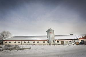 Ingemar Olssons gård i Västerstavre.