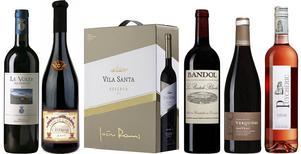 Här är det bästa, mest prisvärda, röda och rosa vinerna, om vinskribenterna själva får välja.