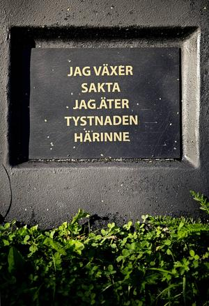 När konstnären Marc Broos återöppnade Alma Löv Museum i värmländska Östra Ämtervik fanns en