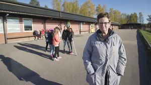 Eva Georgsson, ordförande i Lärarförbundet i Fagersta, hade hellre sett att pengarna i Lärarlönelyftet fördelats mer rättvist.