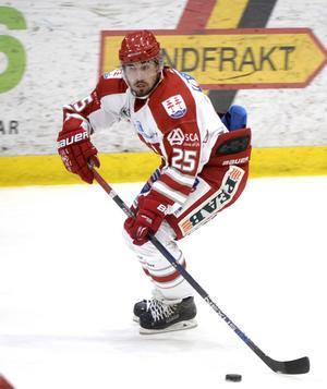 John Westin tränar nu för fullt med Timrå IK.