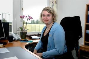 HEKTISKT. Ockelbo har saknat livsmedelsinspektör sedan februari. Nu är Hanna-Maria Frankman på plats och har mycket arbete att komma i kapp med.