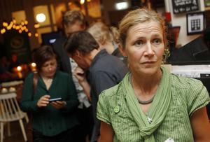 Anna Hildebrand Regionordförande Miljöpartiet Jämtlands län.