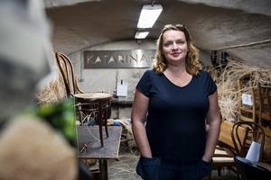 Rotting är på modet igen. Erica Larsson är fjärde generationens korgmakare med lokal i Gamla stan i Stockholm.